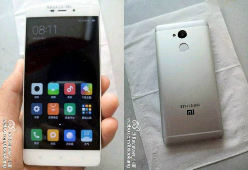 Xiaomi Redmi 4 Mi Note 2 Leaked In Images Ahead Of Launch Cheap